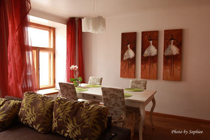 【波羅的海】愛沙尼亞。塔林住宿推薦:包下一間公寓來居遊吧~