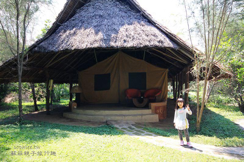肯亞Kenya▍火烈鳥山帳篷營地。來去非洲大草原露營★人生露營初體驗!