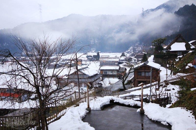 京都美山▎觀光巴士一日遊交通方式。來京都玩也能拜訪合掌村!