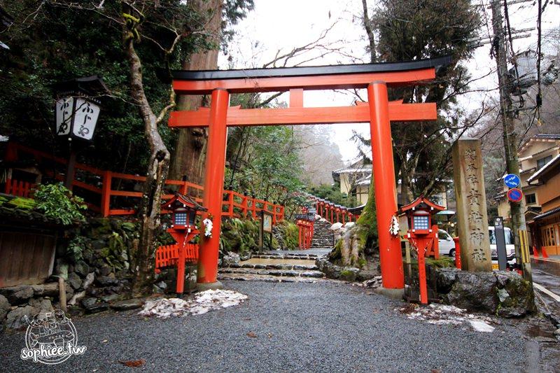 京都旅遊▎鞍馬寺貴船神社。冬季京都浪漫首選地(含交通資訊)