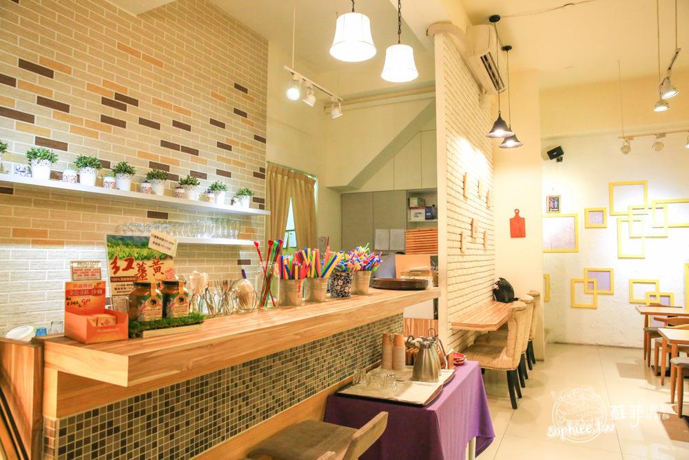 台中北屯▎左岸巴黎香草人文咖啡館。健康美味第一選擇