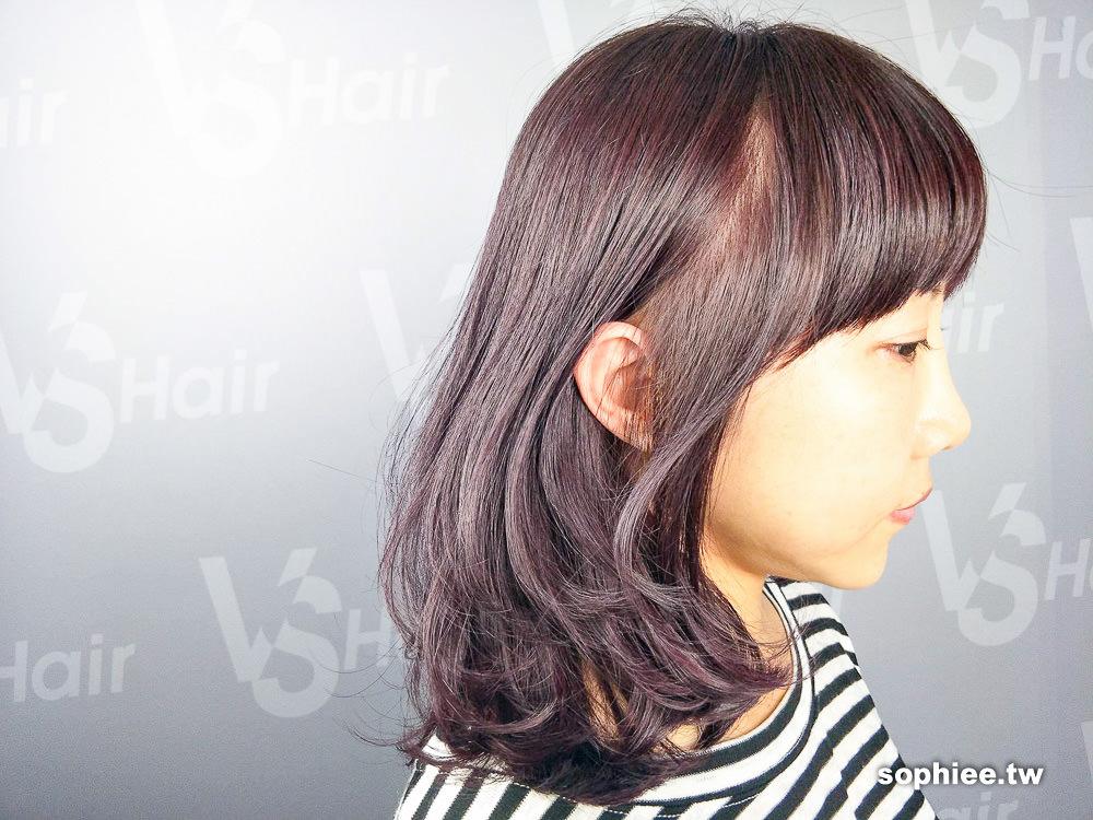 台中染髮推薦︱VS Hair髮廊。專業染燙護技術♥變髮不二之選!