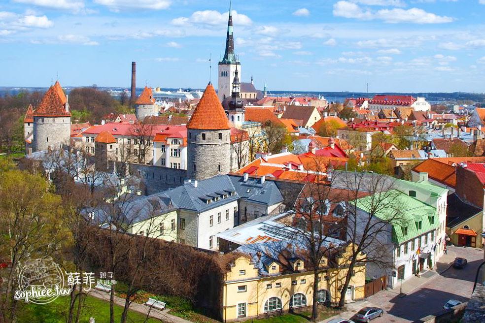 【波羅的海】愛沙尼亞。塔林(Tallinn, Estonia):塔林旅遊須知及經驗分享