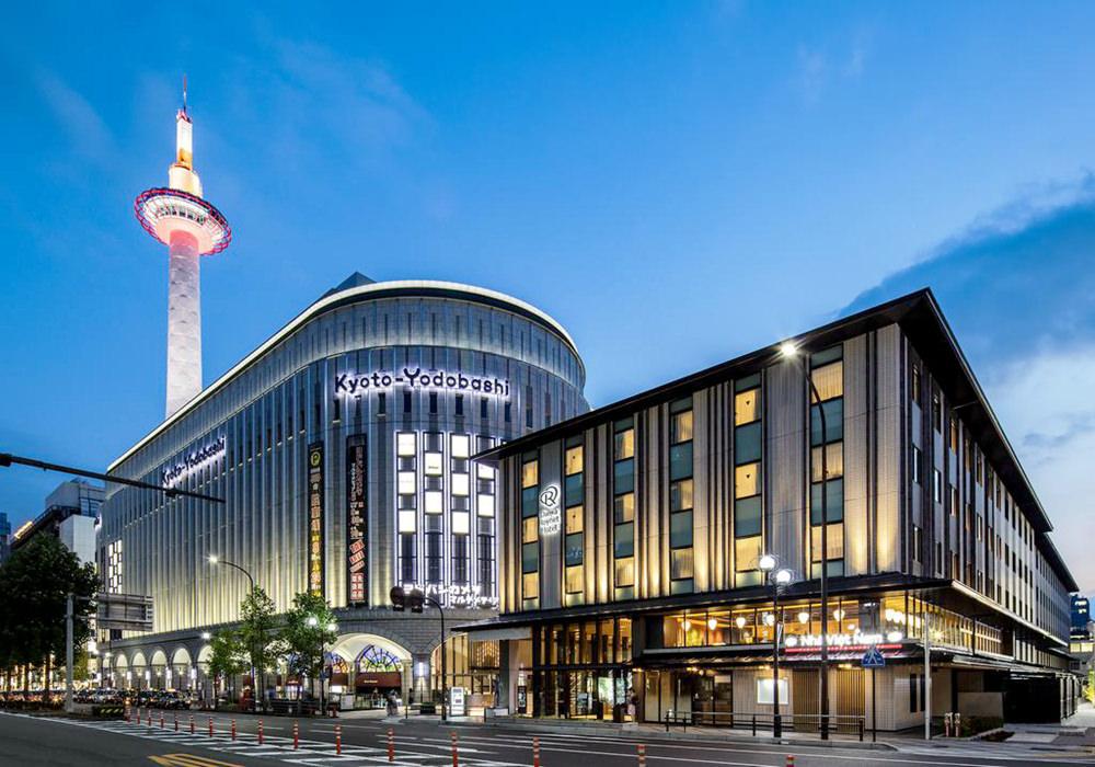 京都住宿推薦︱大和 Roynet 京都站前飯店。自由行必看高質感人氣飯店