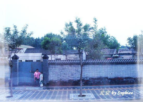 【玩在北京】坐三輪車遊胡同