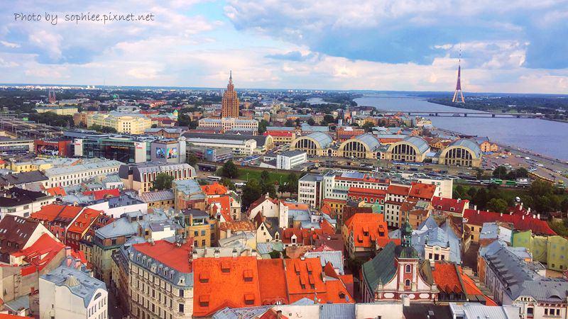 【波羅的海】拉脫維亞。里加(Riga, Latvia):當個一日里加人,走跳在新城區!
