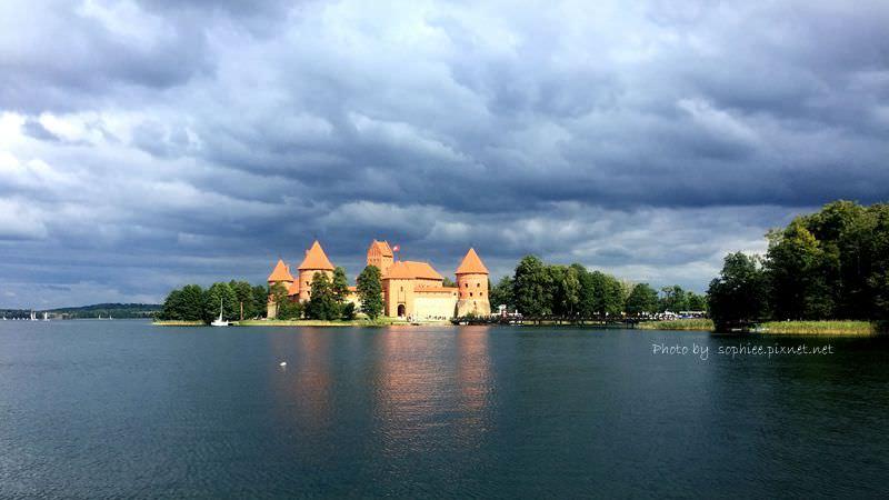 [波羅的海]立陶宛Trakai。前往美麗的湖中城堡(往返旅遊交通資訊)