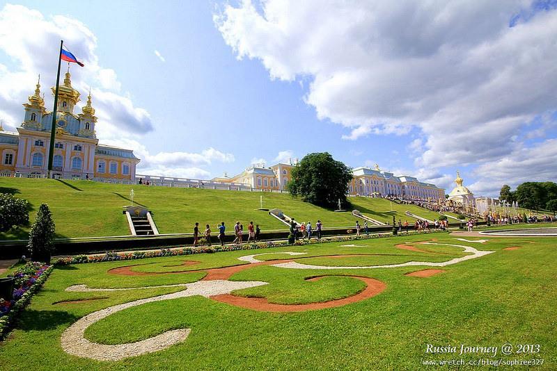 [Russia]聖彼得堡。俄羅斯的凡爾賽宮–彼得夏宮(下)