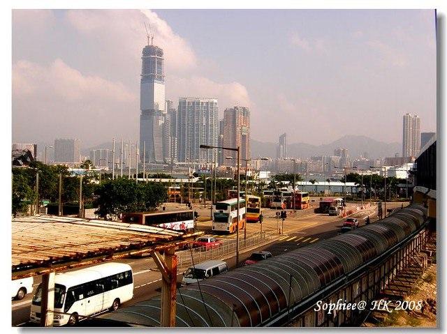 〔香港〕天星小輪Star Ferry