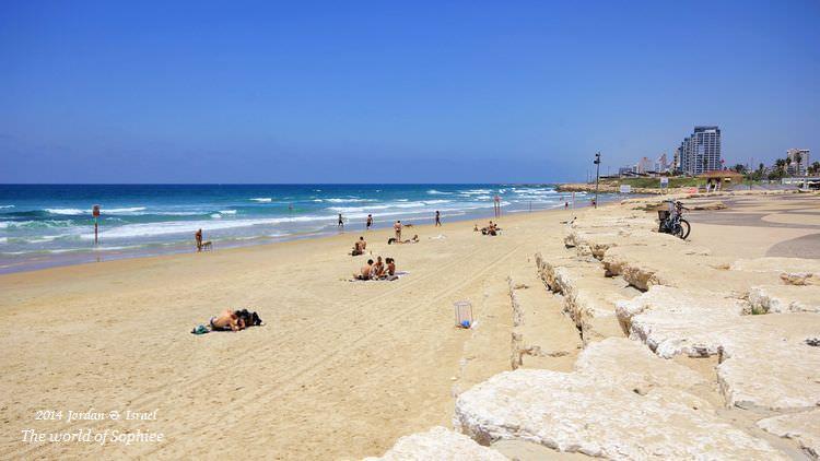 ﹝2014以約遊記﹞Israel。前進地中海「特拉維夫—雅法」(Tel Aviv-Yafo)