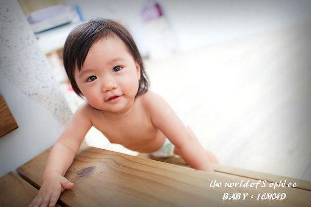 〔16M04D〕自然風格的寶寶寫真~