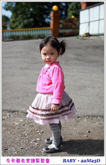 〔22M25D〕台中青青湖畔。虎頭幫回娘家囉~(上:庭園用餐篇)