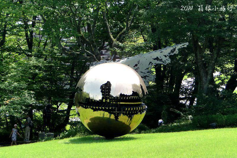 箱根的雕刻之森美術館
