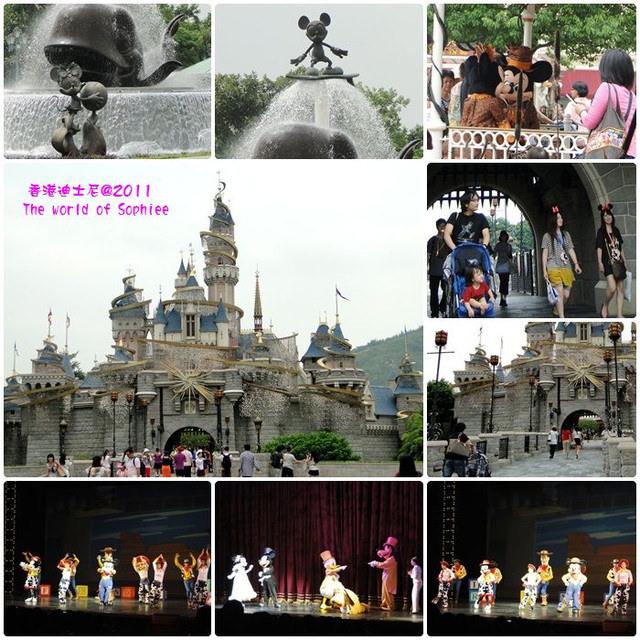 〔18M20D〕小寶寶也愛的香港迪士尼—樂園攻略!
