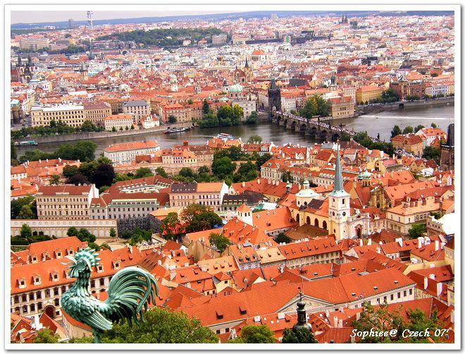 【Prague布拉格】百塔之城攻塔頂–從沒爬過這麼多樓梯!