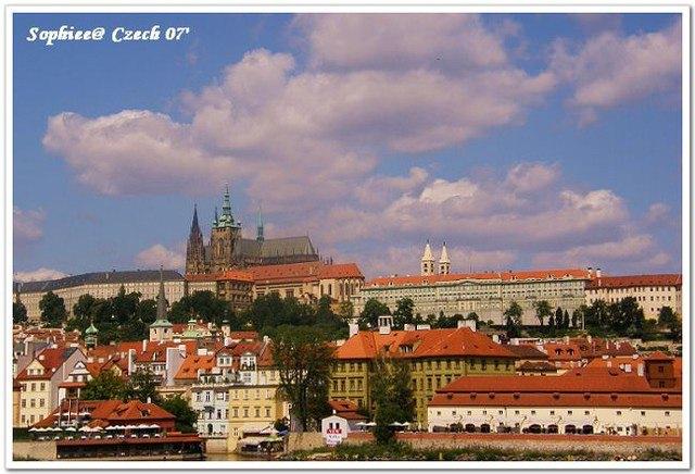 【Prague布拉格】永不寂寞的城市!(影音檔)