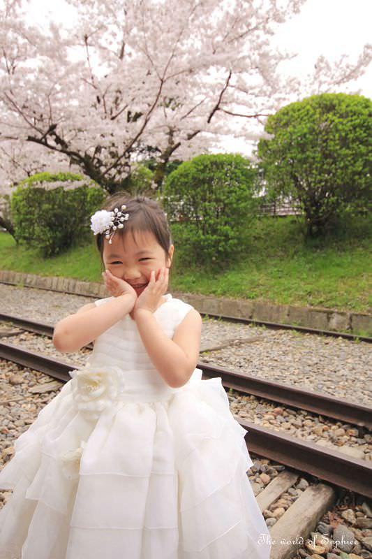 [京都。賞櫻]結婚十週年瘋狂做件事 — 到京都拍婚紗!