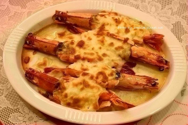 〔懶人食譜〕蒜蓉焗烤蝦食譜。烤箱料理
