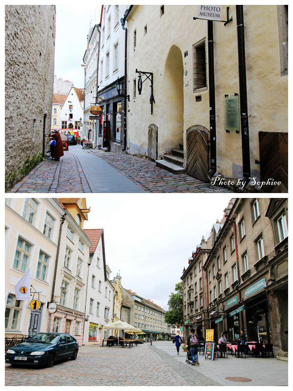 【波羅的海】愛沙尼亞。塔林(Tallinn, Estonia):悠閒!放慢腳步,移動少一點,才能看的多一些~