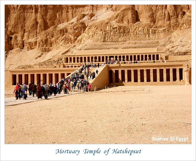 【Egypt埃及】帝王之路的南柯夢~