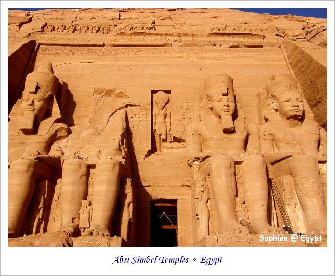【Egypt埃及】在『阿布辛貝』見證美麗愛情