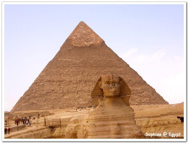 【Egypt埃及】人面獅身像The Sphinx