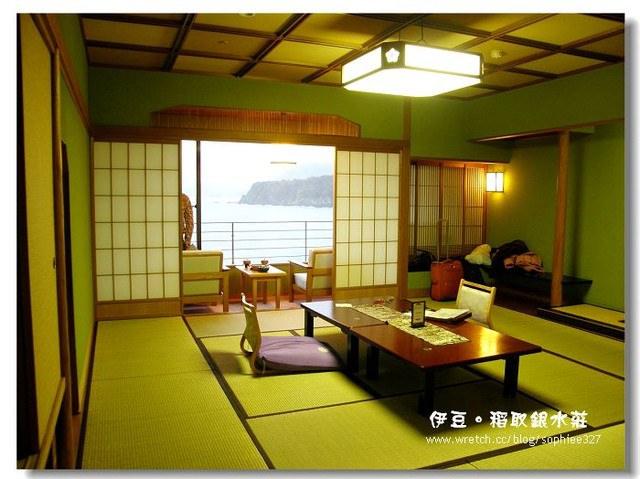 【09伊豆】夢幻名宿之『稻取銀水莊』-環境篇