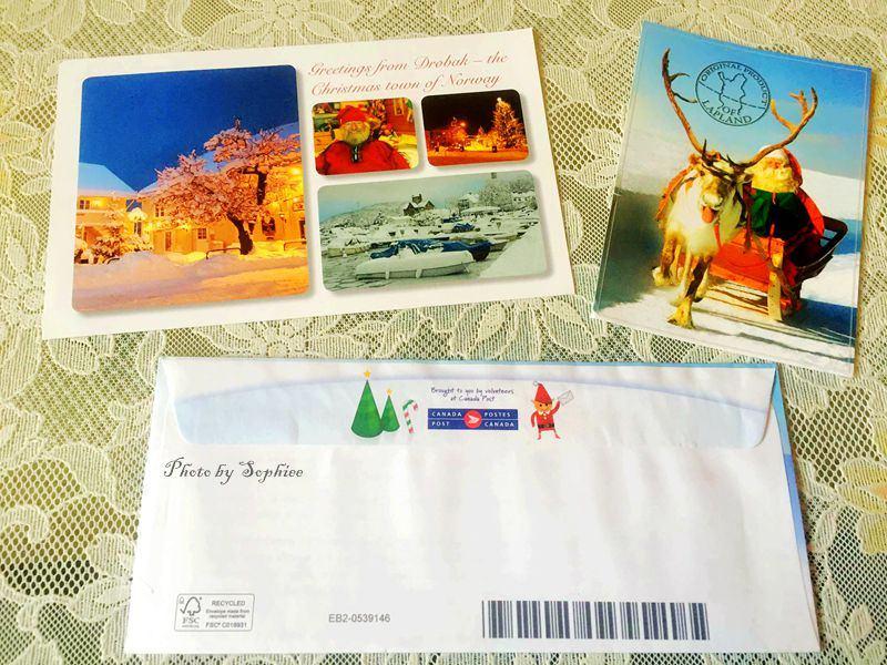 【聖誕節活動分享】Xmas節慶教學:一起來寫信給聖誕老公公!寄信到北極//寫信給聖誕老人~
