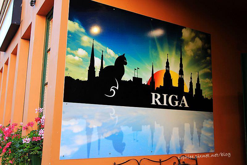 【波羅的海】拉脫維亞。里加(Riga, Latvia):藝術風格建築(Art Nouveau)