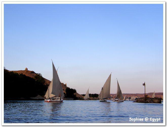 【Egypt埃及】尼羅河的萬種風情~