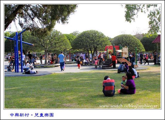 〔2Y11M2W〕中興新村。兒童樂園