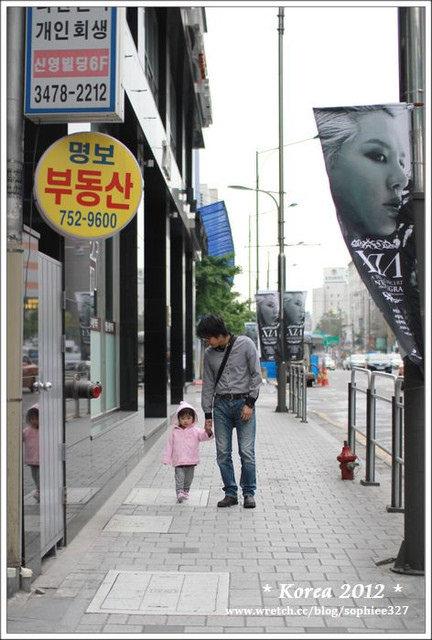 【KOREA】景福宮。不負眾望的土俗村蔘雞湯