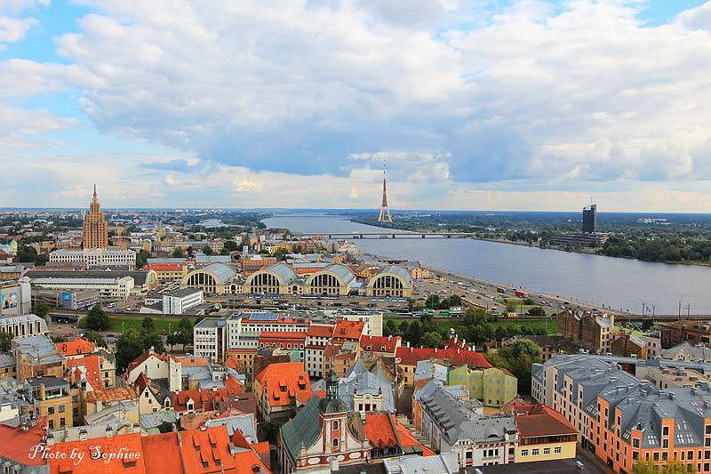 【波羅的海】拉脫維亞。里加(Riga, Latvia):晴空萬里的東歐小巴黎!