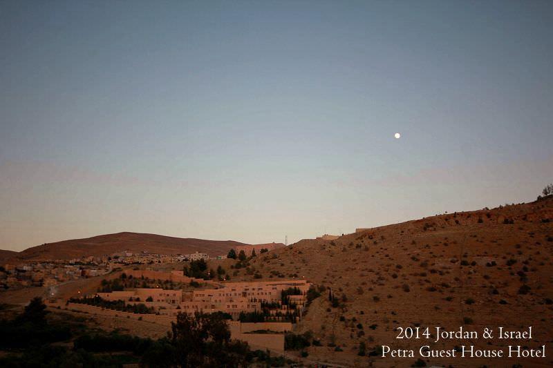 ﹝2014以約遊記﹞Jordan。佩特拉飯店推薦 — Petra Guest House Hotel
