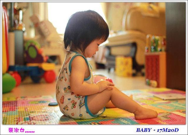 〔17M20D〕在家玩什麼?家裡也可以是幼兒園!