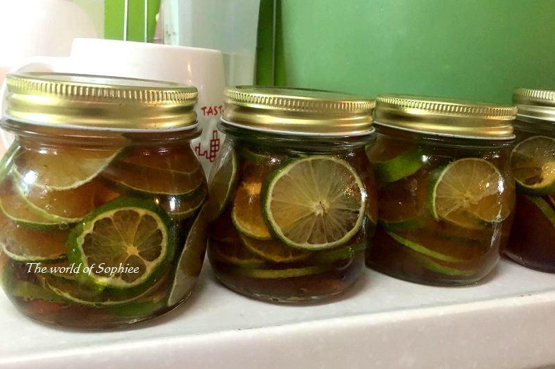 【夏日清涼飲品】蜂蜜漬檸檬。不會苦小撇步!