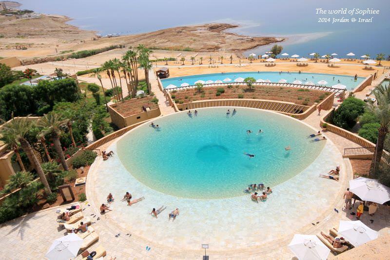 ﹝2014以約遊記﹞Jordan。死海飯店 — 天堂啊~你如此美麗!