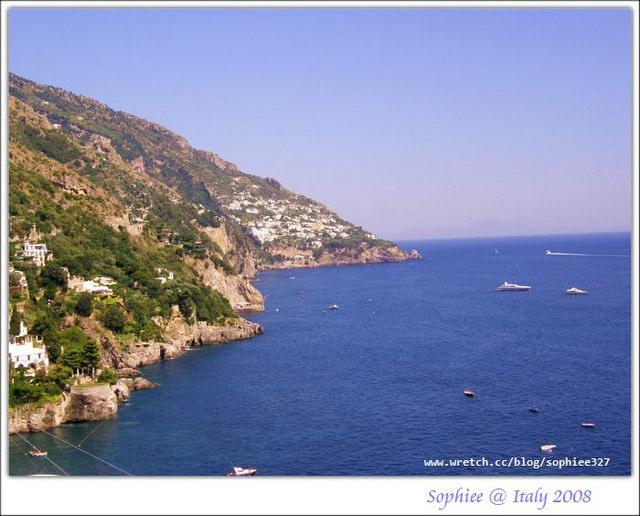 〔Italy義大利〕阿瑪菲海岸循環巴士一日遊–『Amalfi阿瑪菲』